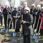 "The LCMS National Housing Support Corp., known as Lutheran Housing Support, the housing ministry of The Lutheran Church—Missouri Synod (LCMS), broke ground March 20, 2013, on two model homes that will be part of a 20-home development known as ""Nazareth Homes"" after the hometown of Christ."